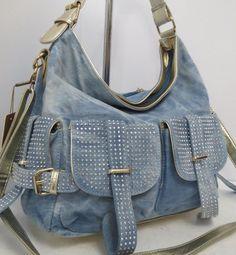 Джинсовая сумка Batty: продажа, цена в Полтаве. женские сумочки и клатчи от