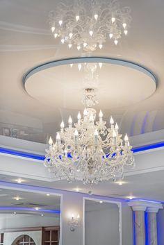 Sale balowe i bankietowe / Ballrooms and banqueting halls
