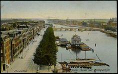 Weesperzijde . 1900