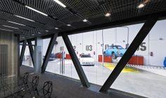 Office-Garage / Ultra Architects