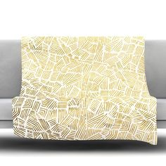 You'll love the Inca Gold Trail Fleece Throw Blanket at Wayfair - Great Deals on all Bed & Bath products with Free Shipping on most stuff, even the big stuff.
