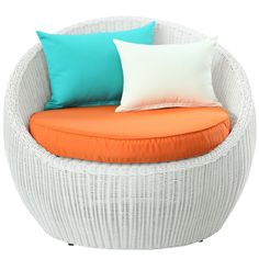 LUNA OUTDOOR PATIO LOUNGE CHAIR