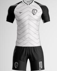 Se eu trabalhasse na Nike as camisas de 2018 seriam assim