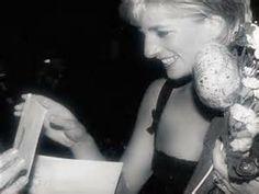 Princess Diana on July 1st, 1997 - her 36th birthday.