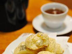 Cornuri cu unt Unt, Breakfast, Food, Morning Coffee, Essen, Meals, Yemek, Eten