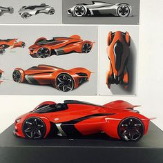 #cardesign #lexus #artcenter #transportationdesign