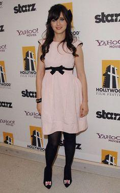Pastel Pink Dress – 13th Annual Hollywood Gala Ceremony  Luella