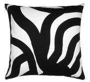 Coussin Tuuli / 50 x 50 cm Tuuli / Noir & blanc - Marimekko - Décoration et mobilier design avec Made in Design