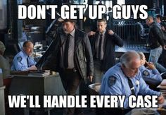 Ikr!  Wait the heck, rest of the GCPD.
