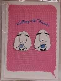 Image result for cards knitting Snoopy, Knitting, Cards, Fictional Characters, Google Search, Image, Tricot, Cast On Knitting, Stricken