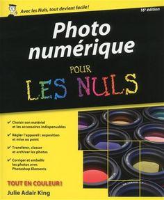 Des conseils pour choisir un nouvel appareil photo numérique, maîtriser les techniques et les logiciels de traitement de l'image, insérer des illustrations ou créer des effets spéciaux, utiliser Photoshop Elements 13, etc. Cote: TR 267 D56 2015