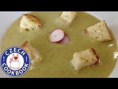 Radish Leaf Soup Recipe - Polévka z listů ředkvičky