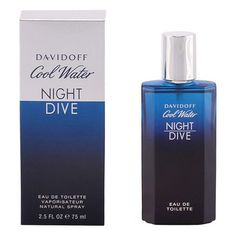 Let the original Men's Perfume Cool Water Night Dive Davidoff EDT surprise you and define your personality using this exclusive men's perfume with a unique, personal perfume. Discover the original Davidoff products! Blue Perfume, Perfume Bottles, Armani Perfume, Cartier Men, Senior Day, Jimmy Choo Men, Issey Miyake Men, Valentino Men, Perfume Making