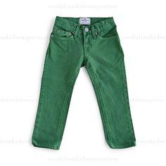 La Miniatura Grasshopper Crayon Denim Skinny Jeans