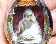 Magic water globe fortune teller liquid opal by FreakTreasures