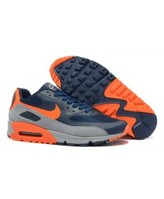 info for fd3c7 ed5f6 Nike Air Max 90 Hyperfuse Premium Grey Black Blue Sale Air Max 90  Hyperfuse, Blue