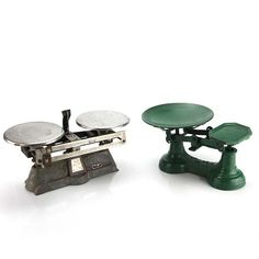 Lot of Two Scales.