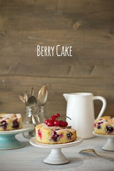 Berry Cake by decor8