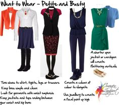 What to wear - petit