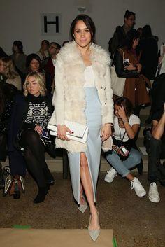 英国のハリー王子が女優メーガン・マークスと婚約♡気になる彼女のファッションをチェック!