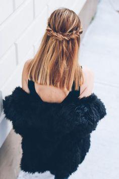 20 coiffures à faire en moins de 3 minutes pour célébrer le printemps   Glamour