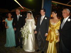 Príncipe Gabriel de Orleans Braganza & Srta Luciana Guaspari