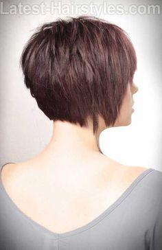 Long Choppy Pixie Haircuts