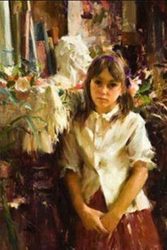 Richard Schmid oil painting http://www.RichardSchmid.com