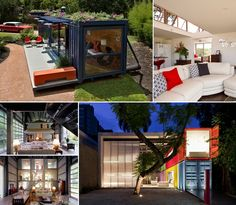 22 Beauteous Houses made from Shipping Containers - http://www.amazinginteriordesign.com/22-beauteous-houses-made-from-shipping-containers/