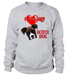 """# i love my Boxer Dog .  Special Offer, not available in shopsI LOVE MY BOXER DOG (HOODIES & SWEAT SHIRTS)      Comes in a variety of styles, colours & sizes. now available in organic material products      Buy yours now before it is too late!      Secured payment via Visa / Mastercard / Amex / PayPal / iDeal      How to place an order            Choose the model from the drop-down menu      Click on """"Buy it now""""      Choose the size and the quantity      Add your delivery address and bank…"""