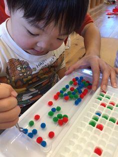 大公開! モンテッソーリ手作り教具 の画像|横浜*モンテッソーリ&ベビーサインde笑顔いっぱいストレスフリー育児