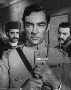 English actor Richard Johnson in one of his films, circa 1965.