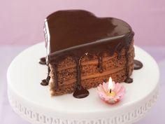 Schwedischer Schokoladenkuchen | Pinterest - Torte Bilder