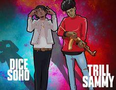 "Check out new work on my @Behance portfolio: ""Dice Soho & Trill Sammy"" http://be.net/gallery/37736753/Dice-Soho-Trill-Sammy"