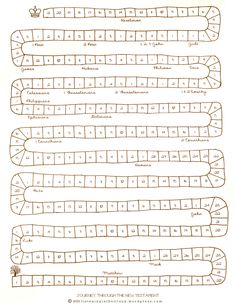 Free Printable Bible Reading Chart for Kids