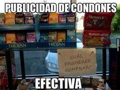 Necesitas aumentar tu ventas de preservativos? La forma más eficaz para ello es esta.
