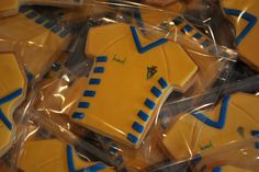 Cadiz CF en galletas