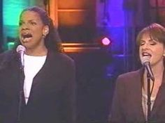 Patti LuPone & Audra McDonald - Happy Days Are Here Again/Get Happy DUET. Please appreciate the brilliance of combining these two ladies. Alright.