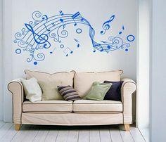 He encontrado este interesante anuncio de Etsy en https://www.etsy.com/es/listing/218835557/the-dynamic-musical-notes-wall-decal