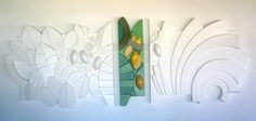Goca Moreno - relevo em madeira #escultura #sculpture #sculptor #gocamoreno @gocamoreno