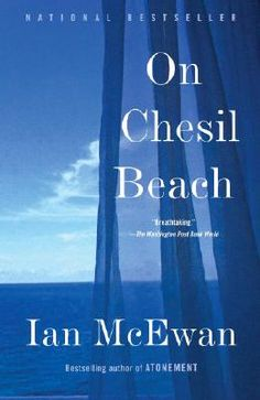 """""""On Chesil Beach is the story of a wedding night stripped of contrivances and idealism. Florence and Edward, both virgins, approach the consummation with brilliantly written anxieties toward what they are expected to do, how they are expected to do it, and how the hell they are to get to it in the first place. The build-up, a hilarious and painful tapestry of awkward """"I love you""""s and much bush-beating, leads to one of the more unforgettable endings in English literature."""" - Tristan Hickey"""