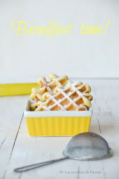 La cucina di Esme: Buttermilk Waffles