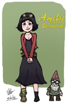Amélie  #amelie
