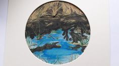 Media Studies, Painting & Drawing, Decorative Plates, Mixed Media, Study, Drawings, Awesome, Home Decor, Studio