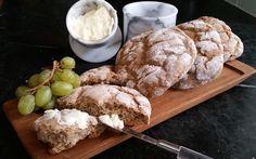 """Little Breads"" of Pustertal/Pusterer Breatl (Italy)"