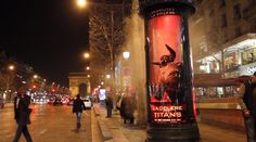 Streetplanneur >> La Colère des Titans s'abat sur les Champs Elysées
