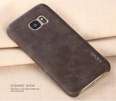 X-Level Leather Phone Case For Samsung