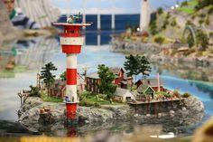 Skandinavien, Miniatur Wunderland Hamburg, MiWuLa