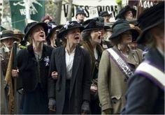 Les Suffragettes est sélectionné dans la catégorie Lycée de la sélection scolaires du festival du film Anglais et Irlandais d'Ajaccio