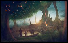 I remember by Azeem Rana | Fantasy | 2D | CGSociety